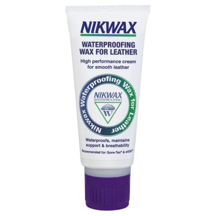 Waterproofing wax for leather