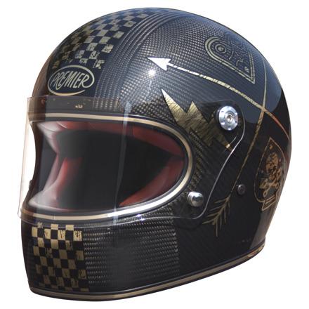 Trophy Carbon NX Gold Chromed