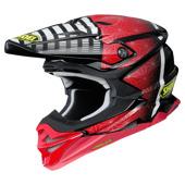 Shoei MX helmen