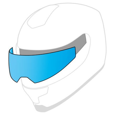 Zonnevizier C4/C3/C3 Basic/C3 Pro/S2/S2 Sport/E1