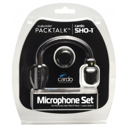 Systems Microfoon (set) Hybrid + Corded SHO-1/Packtalk/Smartpack/SmartH/Fr