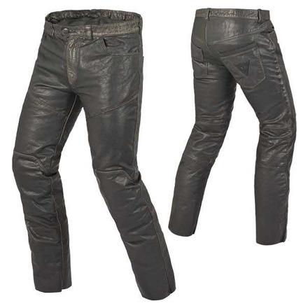 P.jeans Pelle Vintage leren motorbroek