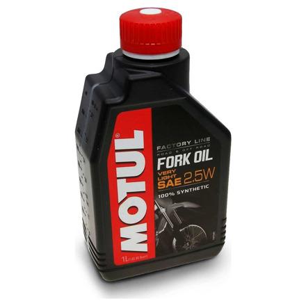 MOTUL Factory Line Voorvorkolie - 2.5W 1L (10596)